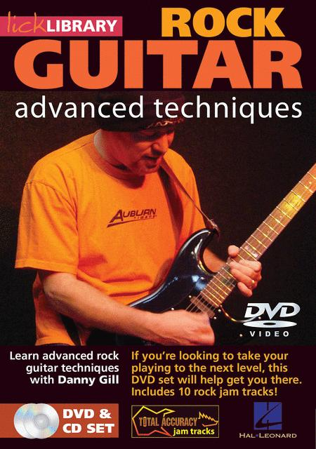 Advanced Rock Guitar