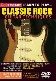 Learn to Play Classic Rock