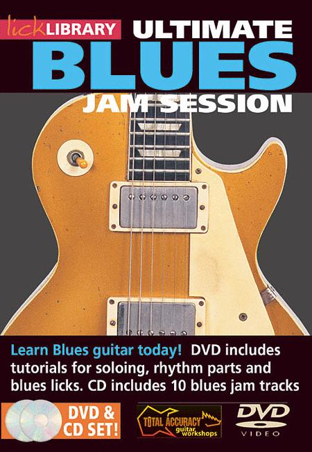 Ultimate Blues Jam Session Volume 1