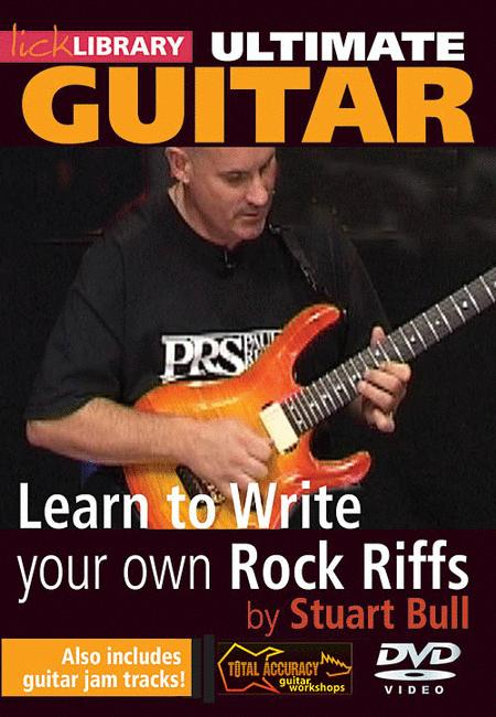Learn To Write Your Own Rock Riffs