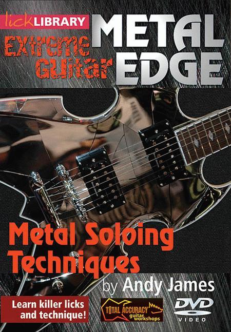 Metal Soloing Techniques