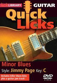 Quick Licks Guitar J Page