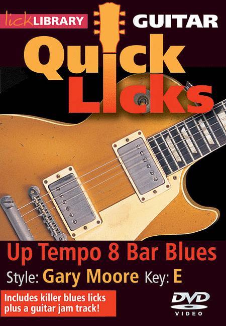 Up Tempo 8-Bar Blues - Quick Licks