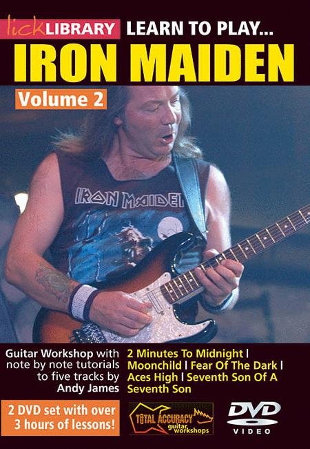 Learn to Play Iron Maiden