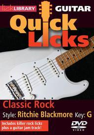 Classic Rock - Quick Licks