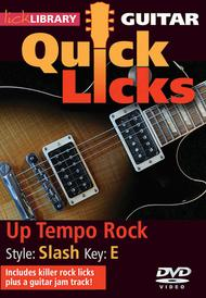 High Energy Rock - Quick Licks