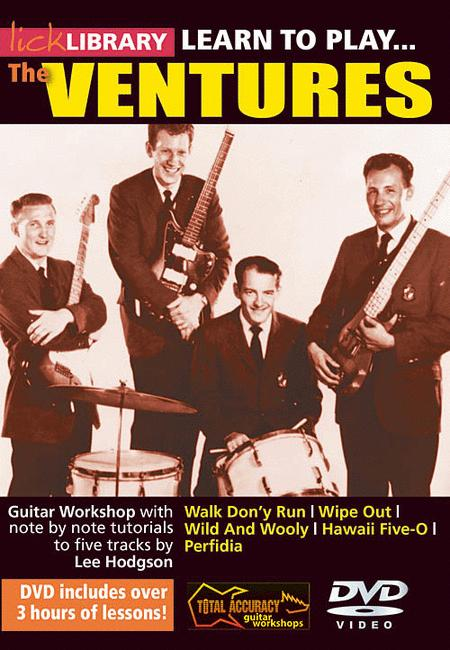 Learn to Play The Ventures