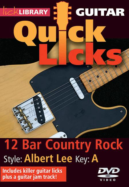 12-Bar Country Rock - Quick Licks