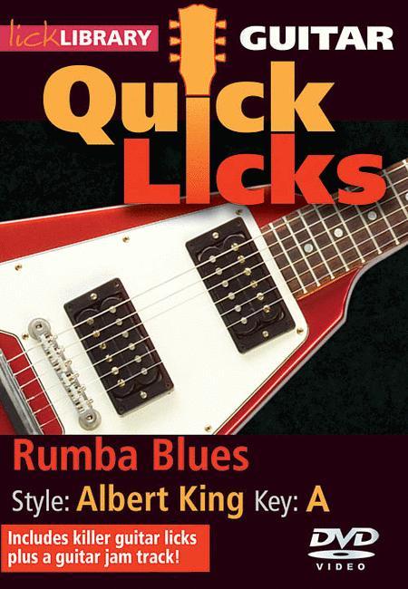 Rumba Blues - Quick Licks