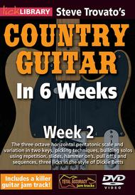 Steve Trovato's Country Guitar in 6 Weeks