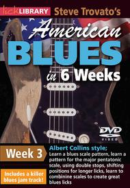 Steve Trovato's American Blues in 6 Weeks