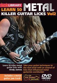 Learn 50 Metal Killer Guitar Licks