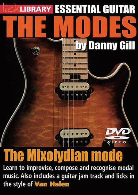 The Mixolydian Mode (Eddie Van Halen)