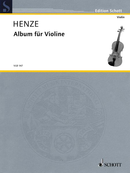 Album For Violin