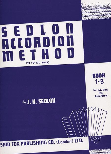 Sedlon Accordion Method, Book 1B