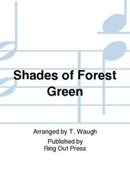 Shades of Forest Green