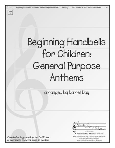 Beginning Handbells for Children - Hymns