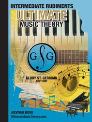 Ultimate Music Theory Intermediate Rudiments Answer Book