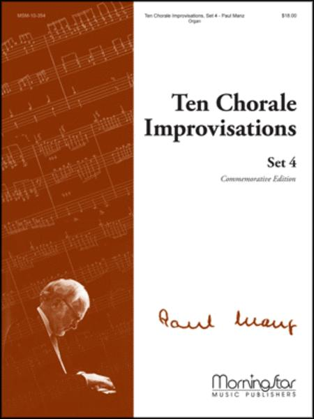 Ten Chorale Improvisations, Set 4
