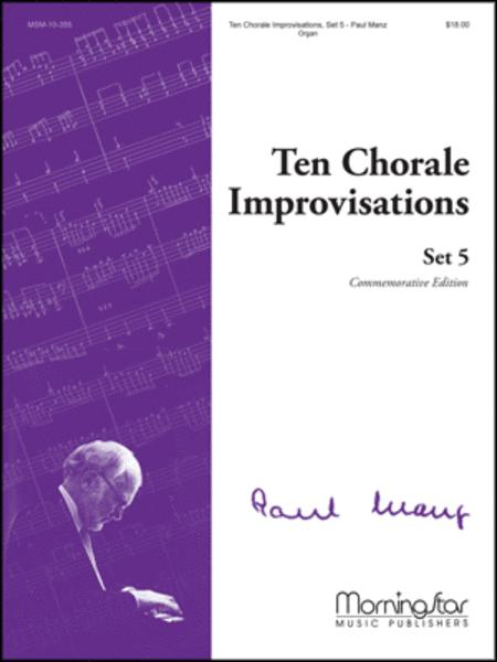 Ten Chorale Improvisations, Set 5