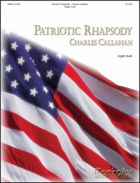 Patriotic Rhapsody: Organ Duet on American Hymntunes