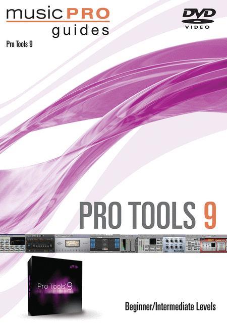 Pro Tools 9 DVD
