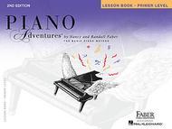 Piano Adventures Primer Level - Lesson Book (Original Edition)