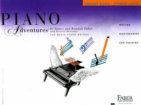 Piano Adventures Primer Level - Theory Book (Original Edition)