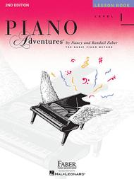 Piano Adventures Level 1 - Lesson Book (Original Edition)