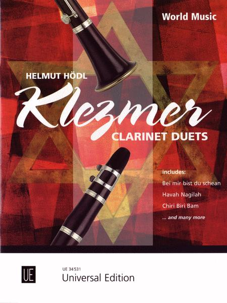 Klezmer Clarinet Duets