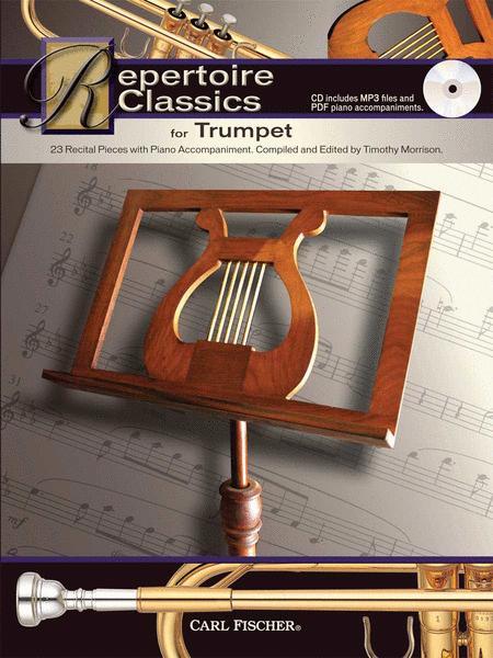 Repertoire Classics for Trumpet