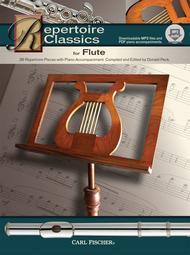 Repertoire Classics for Flute