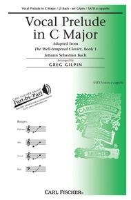Vocal Prelude in C Major
