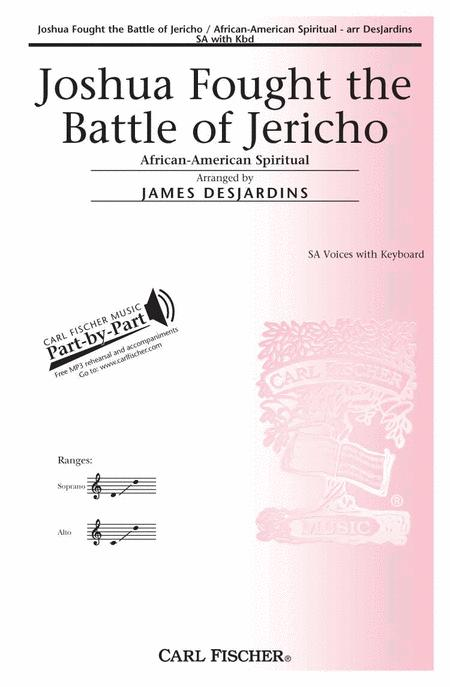 Joshua Fought the Battle of Jericho