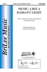 Music, Like a Radiant Light