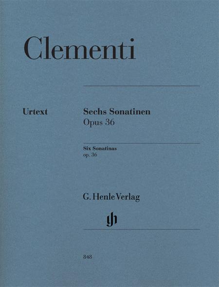 Six Sonatinas Op. 36