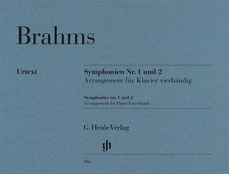 Symphonies Nos. 1 and 2