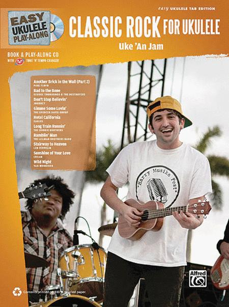 Classic Rock for Ukulele