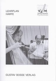 Lehrplan Harfe
