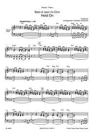 Best of Jazz im Chor
