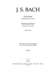 Ouverture (Orchestersuite) D major BWV 1069