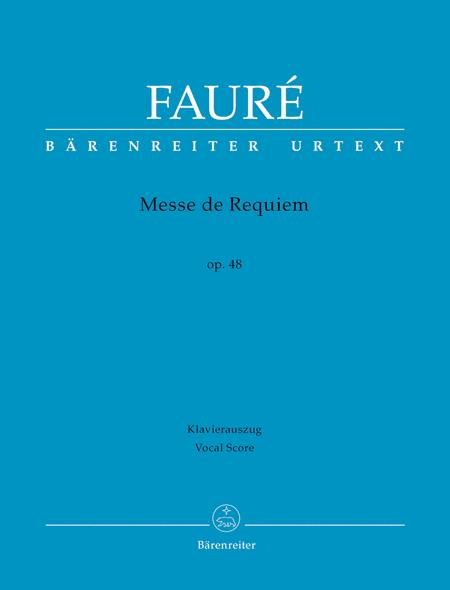 Requiem, op. 48 (Version of 1900)