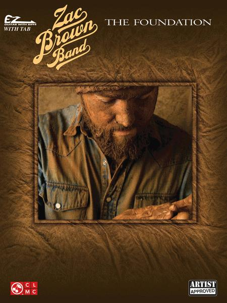 Zac Brown Band - The Foundation Sheet Music By Zac Brown Band ...