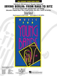 Irving Berlin: From Rags to Ritz (Concert Band w/opt. Choir)