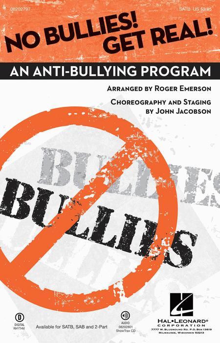 No Bullies! Get Real! - ShowTrax CD