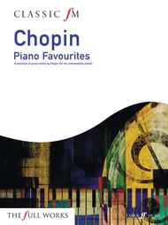 Classic FM -- Chopin Piano Favorites