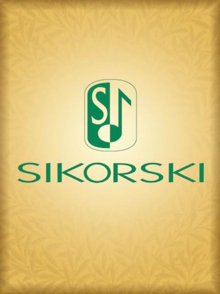 Concerto D Major For Guitar And Strings - Guitar Part Only