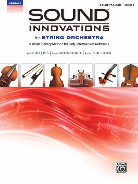 Sound Innovations for String Orchestra, Book 2