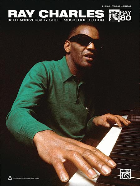 The Ray Charles 80th Anniversary Sheet Music Collection