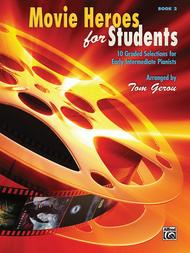 Movie Heroes for Students, Book 2